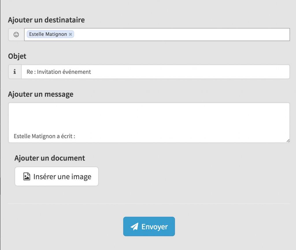 reponse-InMail